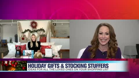 Sadie Murray Delivers Holiday Stocking Stuffers
