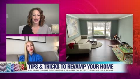 Celebrity Home Decorator Shani Moran's Helpful Insight
