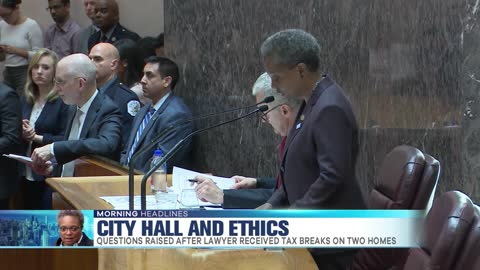 Questions Raised About City Hall and Ethics