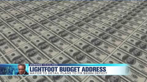 Lightfoot to Announce Plan for 2020 Budget