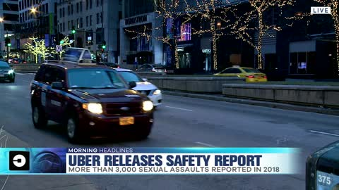 Uber Releases Safety Report