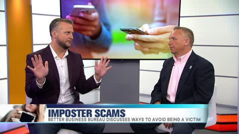 Imposter Scams and How to Avoid Them