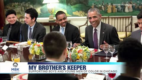 My Brother's Keeper: Supporting Young Men of Color