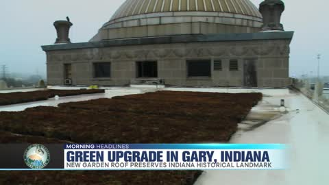 Green Upgrade in Gary, Indiana