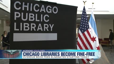 Chicago's Library System Dropping Fines