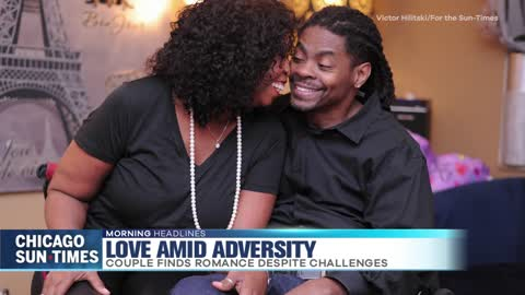 Chicago Sun-Times Shares Story of Love Amid Adversity