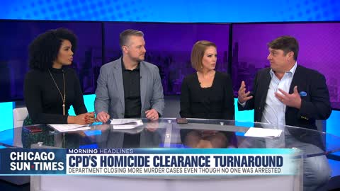 CPD's Homicide Clearance Turnaround
