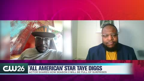 Taye Diggs Talks 'All American' Season 3 Surprises