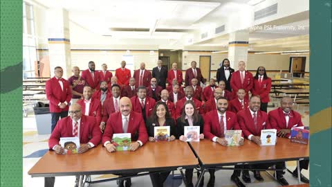 Sharing Kappa Alpha Psi's Legacy With Michael Hughes, Sr.