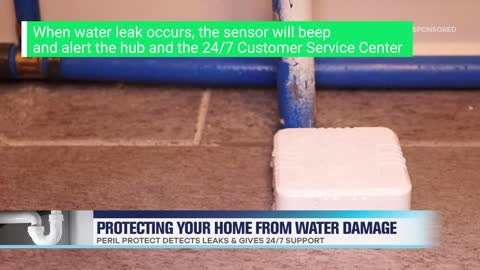 The Smarter Way to Protect Your Home Against Water Leak Damage