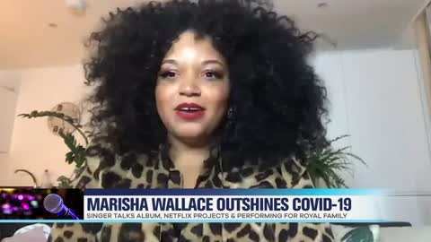 Marisha Wallace Lands Record Deal During COVID-19 & Performs For The Royal Family