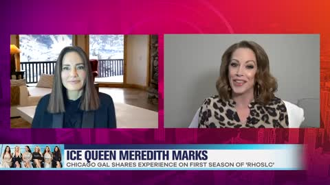 Meredith Marks Talks Chicago & Marital Problems on 'The Real Housewives of Salt Lake City'