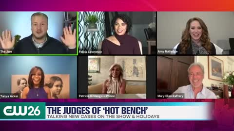 'Hot Bench' Judges Talk Favorite Cases & Holiday Traditions