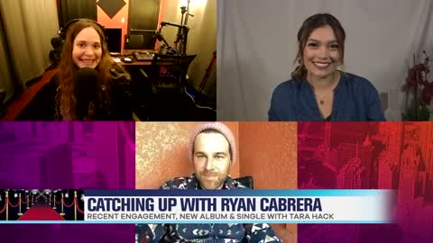 Chatting with Ryan Cabrera and Tara Hack About Their Music Collaboration