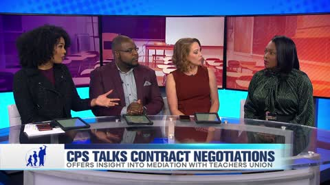 CPS Talks Contract Negotiations