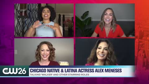 Chicago Native & Latina Actress Alex Meneses Talks New Role in 'Walker'