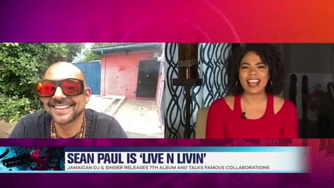 Singer & DJ Sean Paul Dishes on 7th Album 'Live N Livin' & His Favorite Collaborations