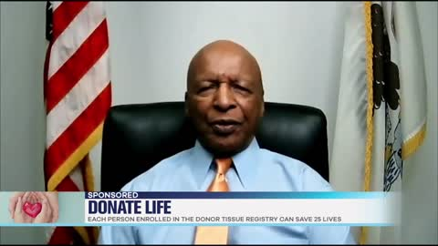 Jesse White Unveils New Organ & Tissue Donation Program