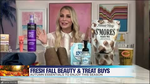Sadie Murray Talks Perfect Fall Essentials