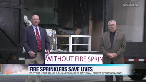 Kicking Off National Fire Safety Month With Life-Saving Tips