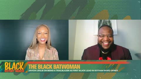 The Black 'Batwoman'