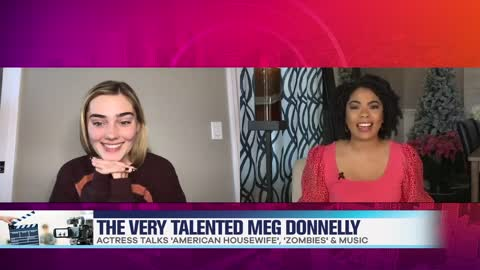 'American Housewife' Star Meg Donnelly Dishes on Season 5
