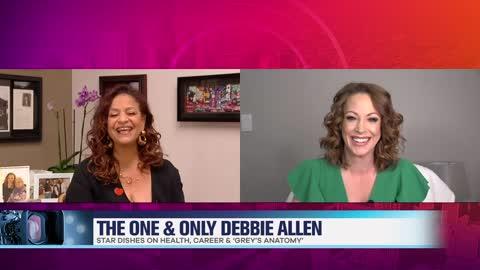 Debbie Allen Talks McDreamy Returning on 'Grey's Anatomy'