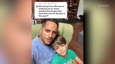 Single Gay Dad of Three Goes Viral on TikTok
